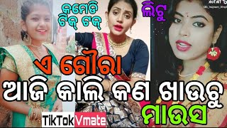 New Odia Comedy Tiktok Videos || Latest Best👍💯 Funny😝 Vmate Videos || VmateWork