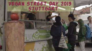 Vegan Street Day 2013 in Stuttgart