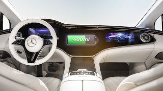 Top 5 Mercedes EQS Features: Electric Luxury!