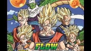 Dragon Ball Z: Battle of Gods - Dragonball Z:Battle Of Gods Flow's Hero Soundtrack(Ending Theme)