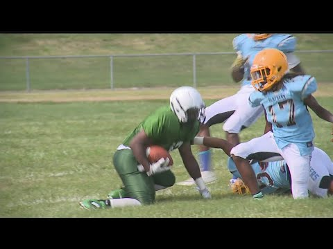 Youth league looking to create feeder system to high school football in Youngstown