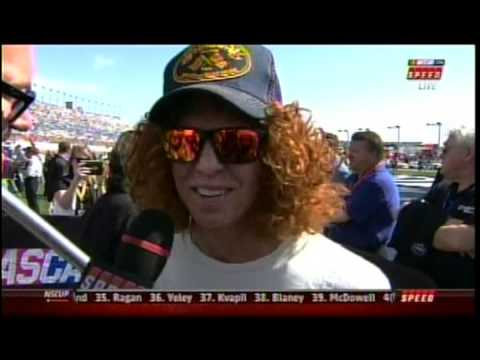 Rutlege Wood Carrot Top Interview Vegas 2012.mpg