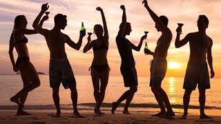 Download Lagu Beach Party Chillout Lounge Music Mix 2018 by Ron Gelinas Gratis STAFABAND