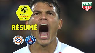 Montpellier Hérault SC - Paris Saint-Germain ( 1-3 ) - Résumé - (MHSC - PARIS) / 2019-20