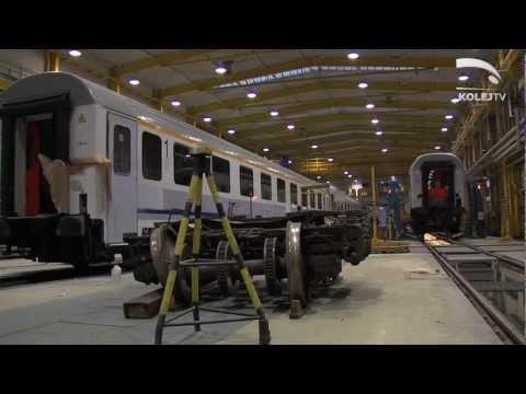 KolejTV - 10.04.2012 R. - Dworzec W Katowicach, Naprawa Wagonów PKP Intercity, Wizyta W Luksemburgu