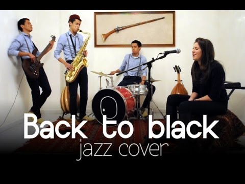 Back to black (One-man-band Cover) | Ayoub El Machatt feat. Safaâ El Ibaoui | #5 Music Videos