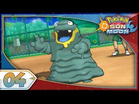 Pokémon Sun And Moon - Part 4   Pokemon Trainer School! [NEW Nintendo 3DS 100% Walkthrough]