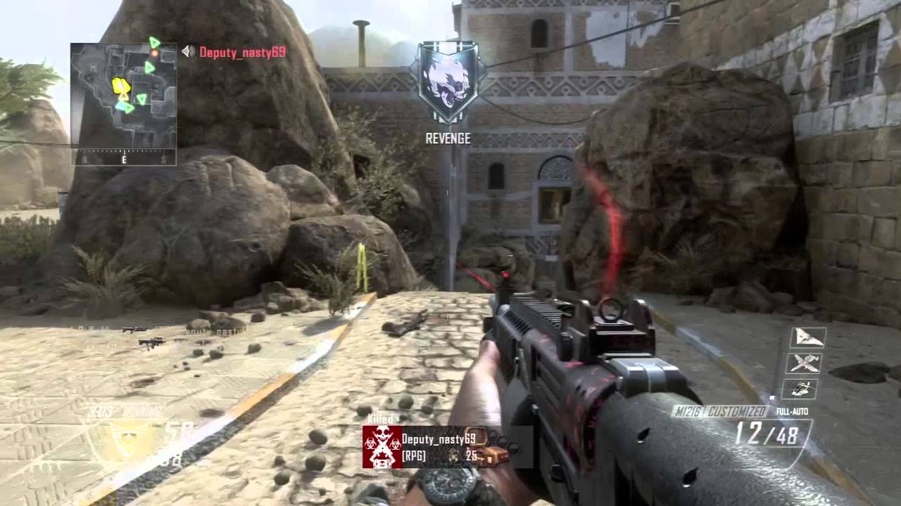 BLACK OPS 2| M1216 | END OF THE WORLD! - YouTube M1216 Black Ops 2