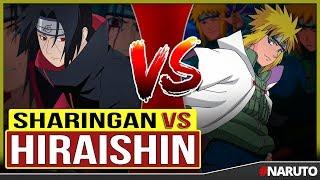 MINATO vs ITACHI - BATALHA HOKAGE Anime NARUTO   Canal TOP 10 ?