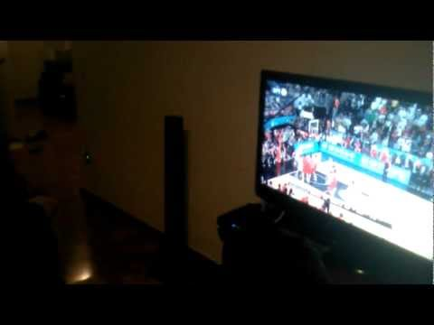 Olympiakos CSKA Euroleague Final Last Seconds (Reaction)