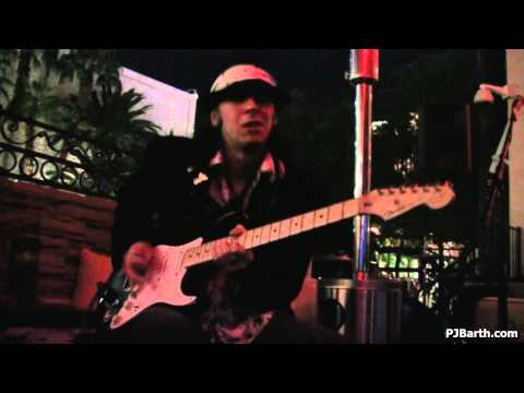 Little Wing - PJ Barth Band live at Mario Barth's King Ink, The Mirage, Las Vegas