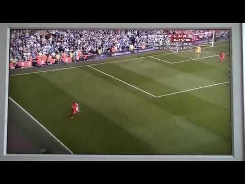 Liverpool vs Everton highlighsts 5/5/2013 HD