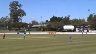 Bangladesh U19 vs England 19 Anamul century in U19 world cup 2012 at Brisbane