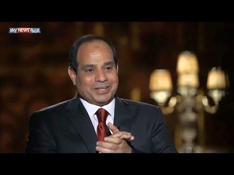 حوار المشير عبد الفتاح السيسى لـ