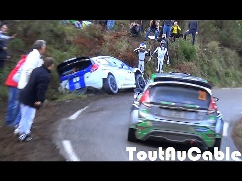 Rallye du Var 2016 - Crash & Mistakes by ToutAuCable [HD]