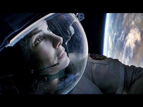 GRAVITY (George Clooney) | Trailer german deutsch [HD]