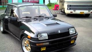 Renault R5 Turbo 2 Walkaround