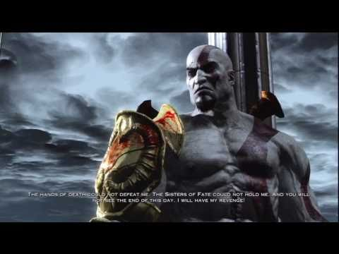 God of War 3 - First 28 Minutes HD