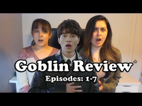 Goblin: The Lonely and Great God (쓸쓸하고 찬란하神 - 도깨비) Discussion // EP  1-7