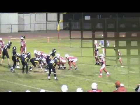 Chris Davis #5 (Oxnard Warrior) Video