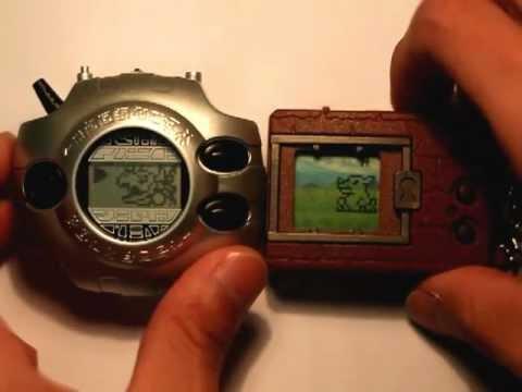 Digimon Digivice 1997 3 Digimon Digivice vs Digimon
