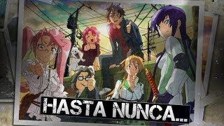 ¡HASTA NUNCA! HIGHSCHOOL OF THE DEAD 2 | ULTIMA INFORMACIÓN