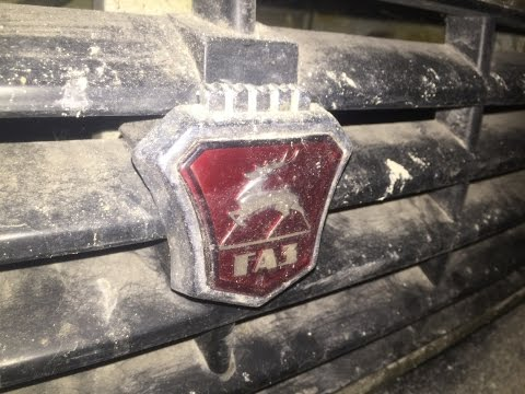 Капсула времени: нашли новую Волгу ГАЗ GAZ Volga Barnfind