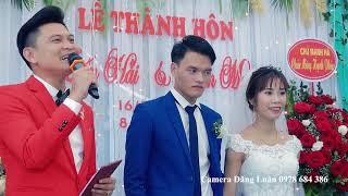 MC đám cưới Việt Nam Hay nhất Đông Nam Á - MC Công Hiếu
