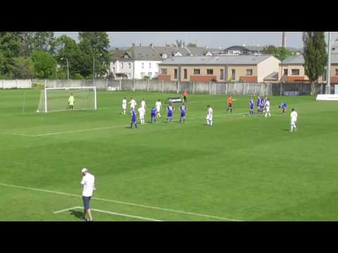 Sestřih utkání U15 Sigma Olomouc - FCB 2:1 (1:0)