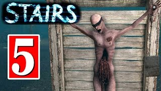 Stairs Gameplay - Parte 5 ( En Hvilangs Stugby!) - En Español By BLVKI!