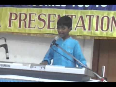 Raat Kali Ek Khwaab Mein Aayi | Keyboard and Vocal Cover |Abhinav...