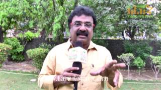 VTV Ganesh At Pencil Movie Team Interview