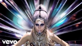 Watch Lady Gaga Born This Way video