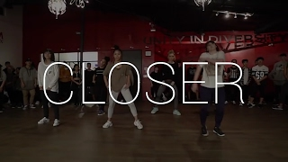 download lagu ''closer'' - The Chainsmokers Ft. Halsey Dance  Bailey gratis