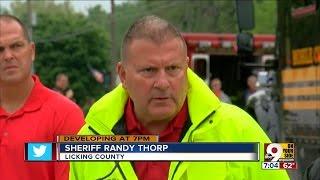 Ohio police chief killed in ambush shooting