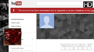 How to Unsubscribe from a Deleted, Suspended or Terminated Channel