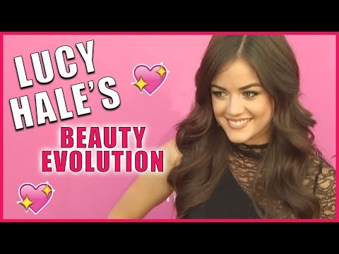 Lucy Hale's Beauty Transformation