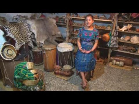 Arte Indígena – Guatemala – Tablón XII