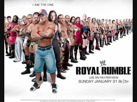 WWE Royal Rumble 2010 Official Theme Song: Hero - Skillet +...