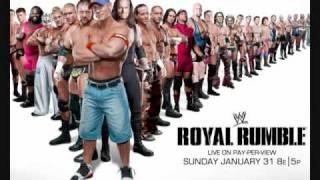 download lagu Wwe Royal Rumble 2010  Theme Song: Hero - gratis