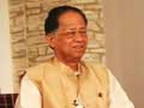 A day out with Tarun Gogoi