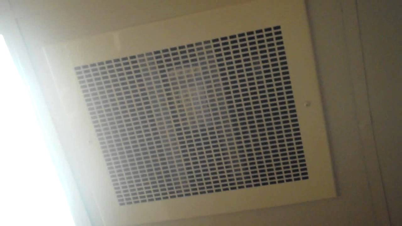 how to fix exhaust fan