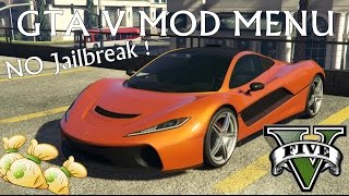 GTA V MOD MENU without JAILBREAK 1.28 German/Deutsch easy install