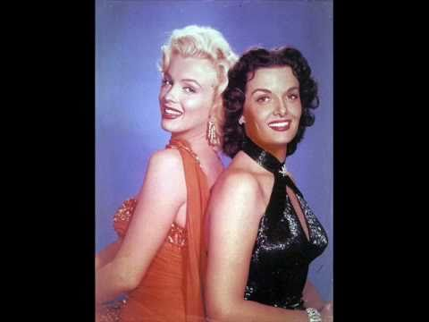 Marilyn Monroe - Two Little Girls From Little Rock [with Lyrics] video