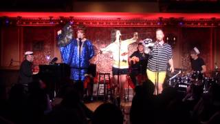 Sho-Jo-Ji (The Naughty Racoon) Vodka Stinger LIVE at 54 Below