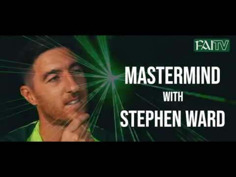 Stephen Ward takes on the How Well Do You Know Stephen Ward Quiz