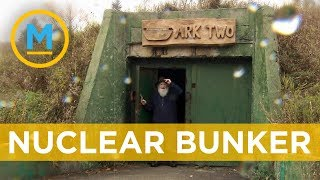 Step inside the largest privately owned nuclear bunker in the country | Your Morning