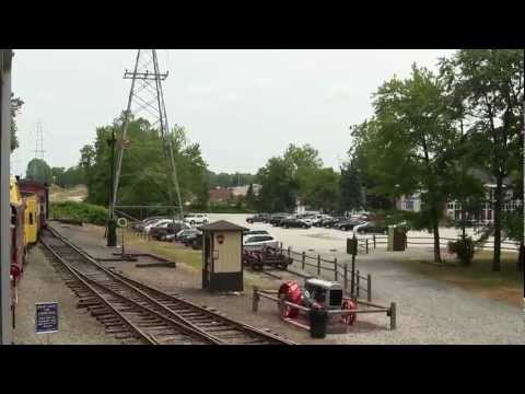HD: Aboard the Whippany Rail Museum Excursion Train