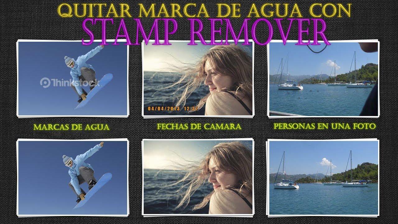 Programa Para Quitar Las Marcas De Agua Sin Photoshop