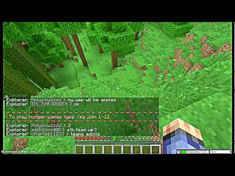minecraft survival games ip play.dubcraft.org